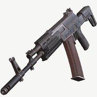 AK 12 v3 PBR Game Ready