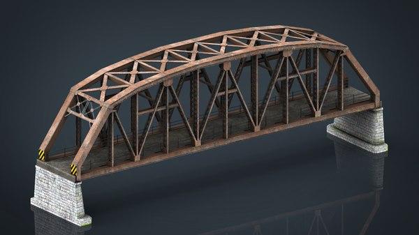 road bridge 3D