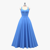 Elegant Dress Gown