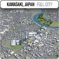 kawasaki surrounding - model