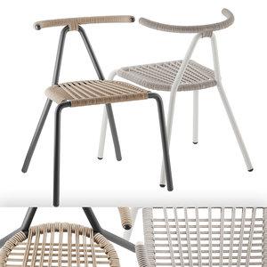 3D chair toro
