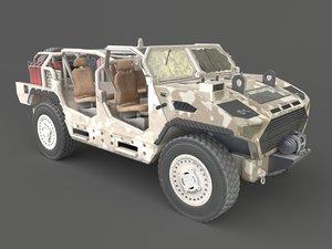 ajban lsarov vehicle 3D model