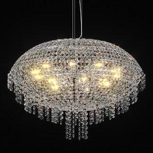 3D 700150 classic lightstar chandelier