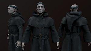 monk model