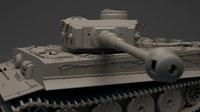 Tiger I - Panzerkampfwagen VI