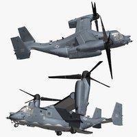 bell osprey cv22 3D