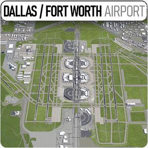 3D dallas - fort worth