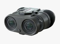 Binocular PBR Specular Mobile LOD Sci-Fi