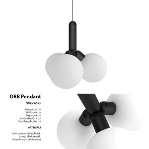 3D boconcept orb model