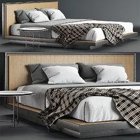envy king bed 3D