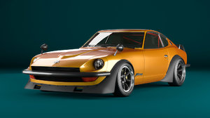 3D datsun wide body option