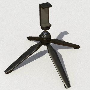 gimbal stabilizer 3D model