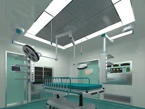 3D operation room er