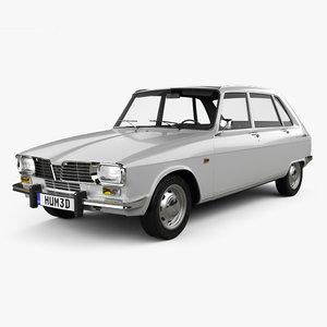 renault 16 1965 model