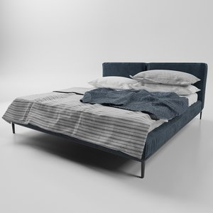 3D bed frigerio taylor model