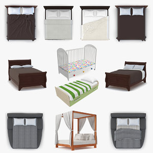 3D beds 2 model