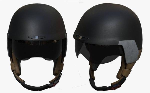3D helmet helm