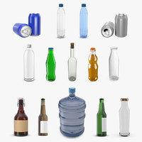 3D bottles 6