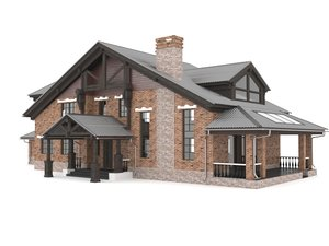 3D hause-architecture-building-sleep-residential-building-bedroom-villae-xterior-resthome-house