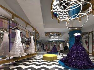 wedding 3D