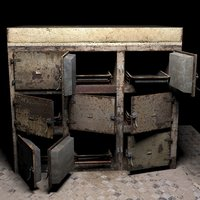 Worn Morgue Model