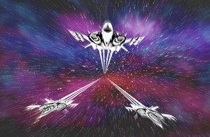 Spaceship Artwork
