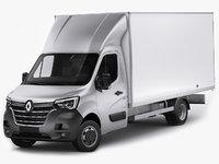 Renault Master Box Truck 2019