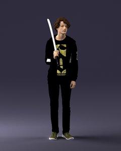 sword model