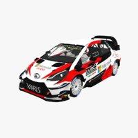 Toyota Yaris WRC Season 2019