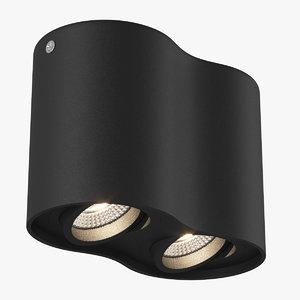052027 binoco lightstar spotlight 3D model