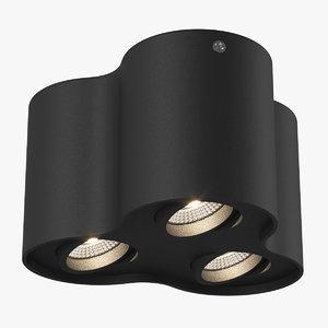 3D 052037 binoco lightstar spotlight model
