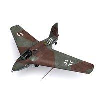 Me-163 B1 Komet 2-400JG - early 1945
