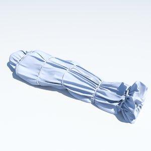 3D corpse