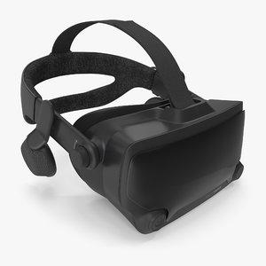 valve index vr 3D