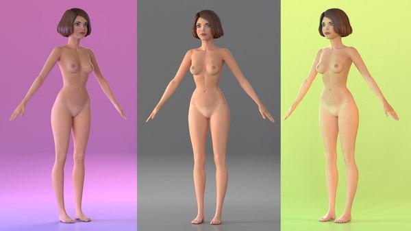 Fotos de mujeres desnudas de Zimbabwe