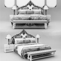 luxury bed model