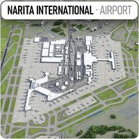 Narita International Airport - NRT