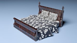 3D bed athens