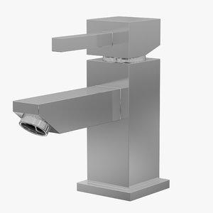 basin faucet 3D