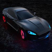 Maserati GT Concept Car