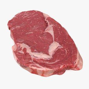 steak pbr 3D model