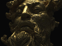 3D jesus ancient