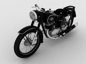 motorcycles-road-motorbike-bike-bicycle- 3D model