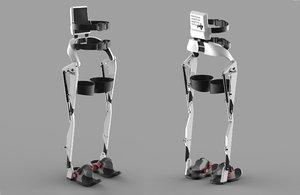 pars - personal adaptive 3D model