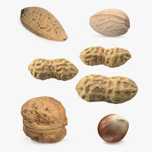 3D nuts 6