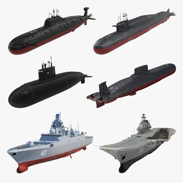 russian military vessels russia model