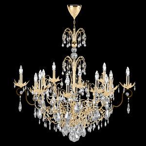 banci chandeliers 02 5102 model
