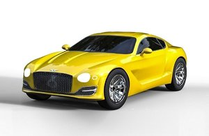 bentley exp 10 speed 3D