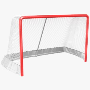 real hockey goal model