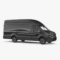 Cargo Van Generic 2020